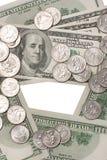 框架垂直 免版税库存图片