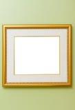 框架墙壁 免版税库存图片