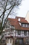 框架家IX -魏布林根-德国 免版税库存照片