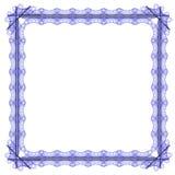 框架正方形 免版税图库摄影