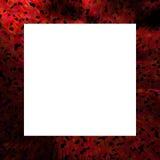 框架火山 库存图片