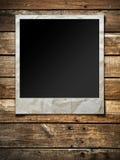 框架照片人造偏光板 免版税库存照片