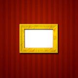 框架照片墙壁 图库摄影