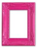 框架粉红色