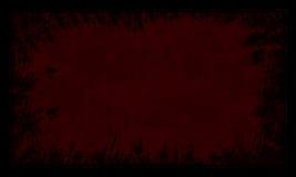 框架红色 库存照片