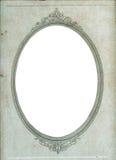 框架纸照片葡萄酒 免版税库存图片