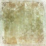 框架纸葡萄酒 免版税图库摄影
