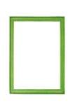 框架绿色 库存照片