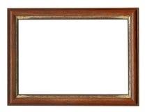 框架老照片 库存图片