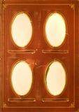 框架脏的象方文本 图库摄影