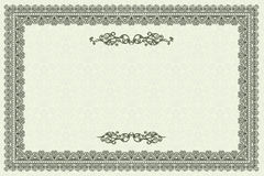 框架葡萄酒 库存图片