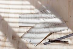 框架设计静物画 免版税库存照片