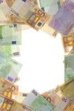 框架货币 免版税库存照片