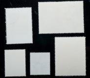 框架邮票 免版税库存图片