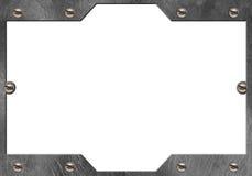 框架金属 免版税库存照片
