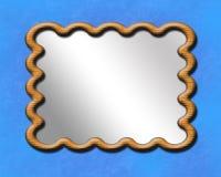 框架镜子 免版税库存照片