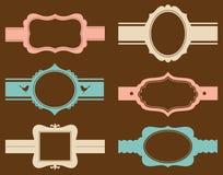 框架集 免版税图库摄影
