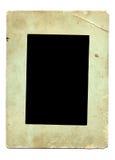 框架高老照片解决方法 库存图片