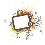 框架 免版税图库摄影