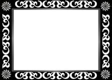 框架 免版税库存图片