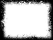 框架grunge 免版税图库摄影