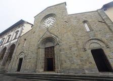 桑塞波尔克罗(托斯卡纳,意大利) 免版税库存图片