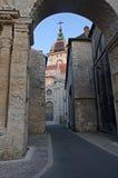 贝桑松,法国 免版税库存图片