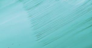 桑迪沙丘特写镜头 提取沙漠横向 免版税库存照片