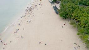 桑迪海海滩 股票视频