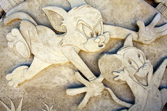 桑迪Mickey 免版税图库摄影
