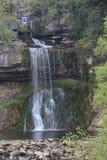 桑顿力量, Ingleton瀑布足迹,英国 库存照片