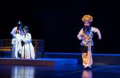 """桓公shan ke这紫色簪子--江西linchuan† opera""""four梦想  库存图片"""