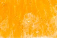 桔子作为背景 2009朵超级花宏观的夏天 库存照片