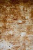 桔子被弄脏的墙壁背景纹理 免版税库存图片