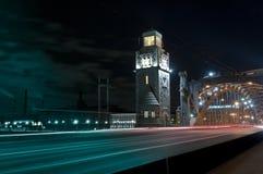 桥梁了不起的彼得 免版税库存照片