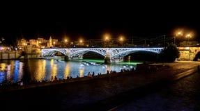 桥梁伊莎贝尔II 免版税库存图片