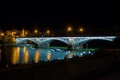 桥梁伊莎贝尔II 库存图片
