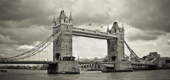 桥梁伦敦塔英国 库存照片