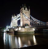 桥梁伦敦塔 图库摄影