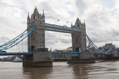 桥梁伦敦 免版税库存照片