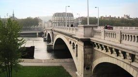 桥梁利昂 图库摄影
