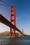 桥梁加利福尼亚弗朗西斯科门金黄圣&# 免版税库存照片