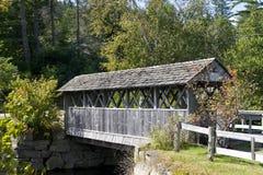 桥梁包括佛蒙特 图库摄影