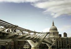桥梁千年 库存照片
