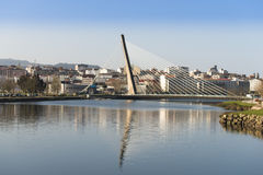 桥梁反射 免版税库存图片