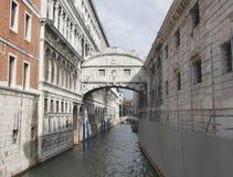 桥梁叹气 库存图片