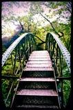 桥梁在威尔士 库存图片