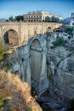 桥梁在朗达 图库摄影