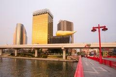桥梁在浅草 图库摄影