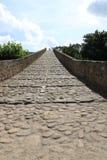 桥梁在西班牙 库存照片